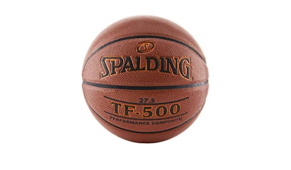 Spalding Tf-500 Balón de Baloncesto - 74794, Youth 27.5: Amazon.es ...