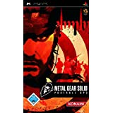 "Metal Gear Solid: Portable Opsvon ""Konami Digital..."""