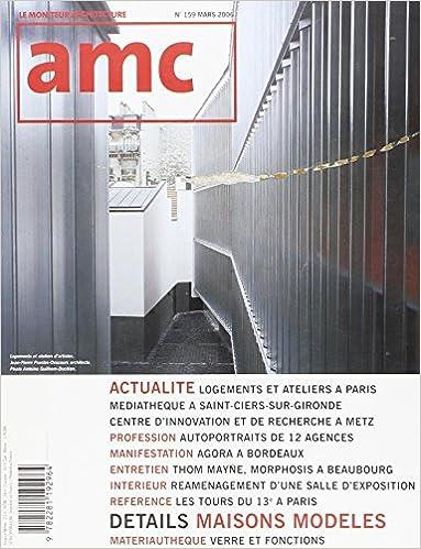 Ebooks à télécharger AMC nº159 Mars 2006 PDF