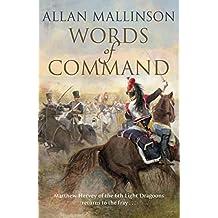 Words of Command: (Matthew Hervey 12)