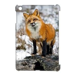 ALICASE Diy Fox Phone Case For iPad Mini [Pattern-1]
