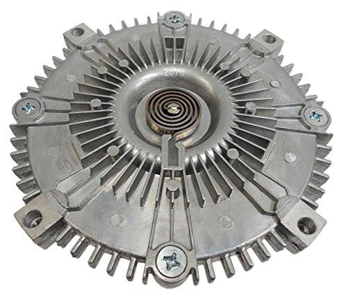 (TOPAZ 2676 Cooling Fan Clutch for Infiniti FX45 4.5L Q45 4.1L QX4 Nissan Pathfinder 3.5L 97-08)