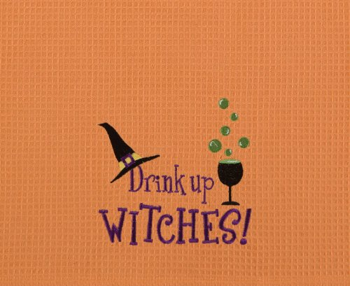 Witches Halloween Orange Waffle Kitchen product image