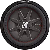 Kicker CompRT 12 2-Ohm Subwoofer
