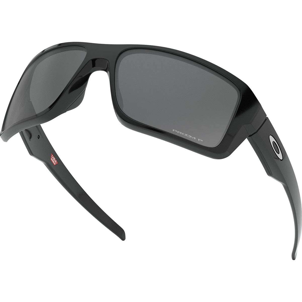 Oakley Men s OO9380 Double Edge Rectangular Sunglasses