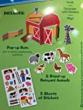 Peaceable Kingdom On The Farm Sticker Kit Review and Comparison