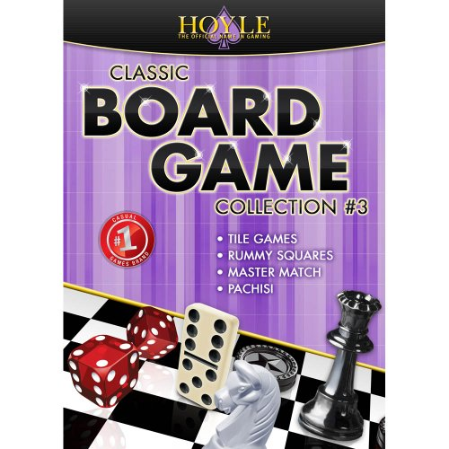hoyle board and card games - 3