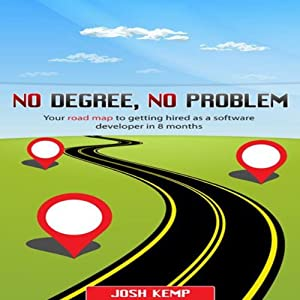 No Degree, No Problem Audiobook
