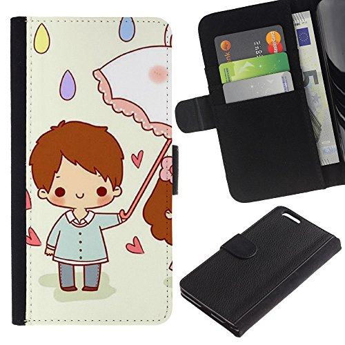 OMEGA Case / Apple Iphone 6 PLUS 5.5 / START YOUR DAY WITH A PRAYER / Cuir PU Portefeuille Coverture Shell Armure Coque Coq Cas Etui Housse Case Cover Wallet Credit Card