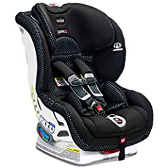 The Boulevard ClickTight Convertible Car Seat with Cool Flow features an innovative fabric and provides stylish safety. At Britax, we're making safety cool – your child will enjoy a comfortable ride thanks to our Cool Flow technology. The ven...