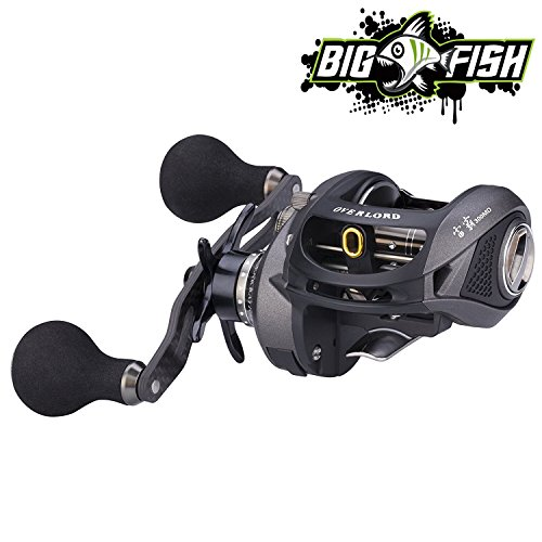 Baitcasting Reels Saltwater Baitcaster Reels, Lightweight Bass Fishing Reel for Freshwater Kayak, Surf Casting Inshore Baitcasting Fishing Reels with Ultra Light Bass Reels Baitcaster Right Handed 300 Review