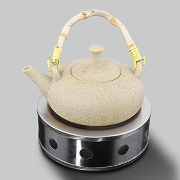 Calentador de tetera, de acero inoxidable, duradero, estilo ...