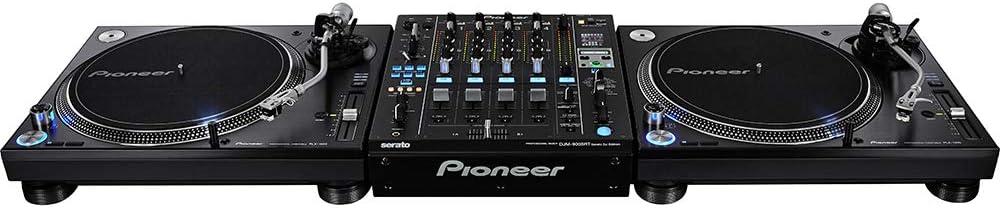 Amazon.com: Pioneer DJ Direct Drive - Mesa giratoria para DJ ...