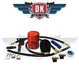 Black Coolant Filtration Kit - Ford 6.0L Powerstroke 2003-2010