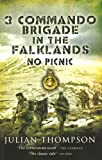 img - for 3 Commando Brigade In The Falklands: No Picnic book / textbook / text book