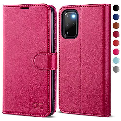 OCASE Galaxy S20 Plus Wallet Case, Galaxy S20+ Plus PU Leather Flip Case with RFID Blocking Card Holder Kickstand…