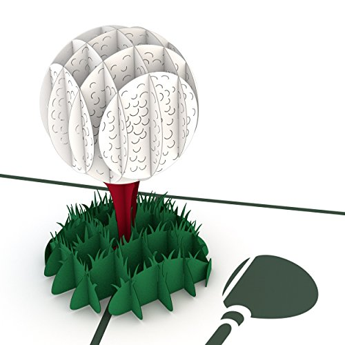 Cards Birthday Golf - Lovepop Golf Ball Pop Up Card, Father's Day Card, 3D Greeting Cards, Pop Up Card, Greeting Cards Dad, Happy Father's Day Card, Birthday Card