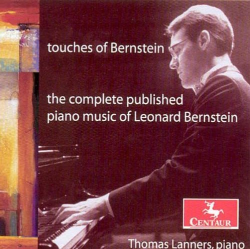 Touches of Bernstein: The Complete Published Piano Music of Leonard Bernstein (2005-01-25)