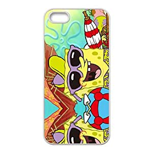 SpongeBob Cell Phone Case for iPhone 5S