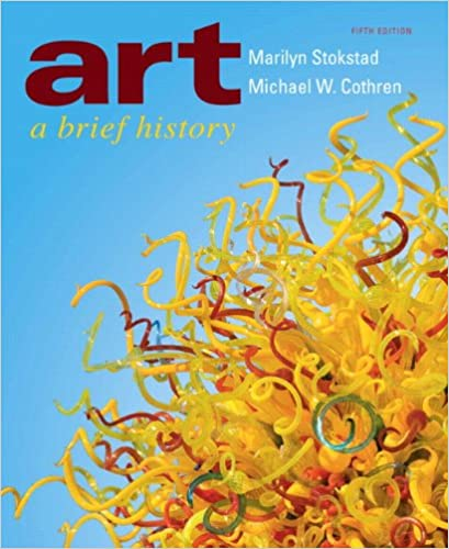 art a brief history 5th edition