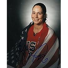 SUE BIRD signed *TEAM USA* WOMENS BASKETBALL WNBA 8X10 photo W/COA SEATTLE STORM - Autographed Sports Photos