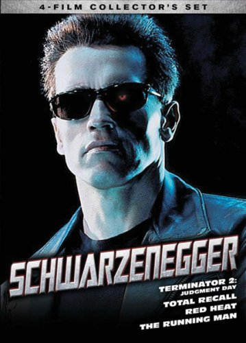 Schwarzenegger Collection (Terminator 2: Judgment Day / Total Recall / Red Heat / The Running Man) by SCHWARZENEGGER,ARNO
