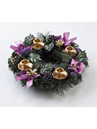 Qvc Battery Operated Christmas Wreaths