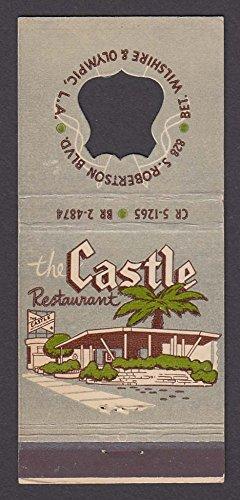 The Castle Restaurant 828 S Robertson Blvd Los Angeles CA ()