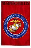 Flag Applique Gar Marines