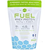 Cheap FUEL Whey Protein Powder (Coconut) by SFH | Great Tasting Grass Fed Whey | MCTs & Fiber for Energy | All Natural | Soy Free, Gluten Free, No RBST, No Artificial Flavors | 2lb Bag (896g) 28 Servings