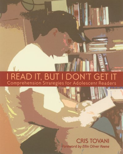 Pdf Teaching I Read It, but I Don't Get It: Comprehension Strategies for Adolescent Readers