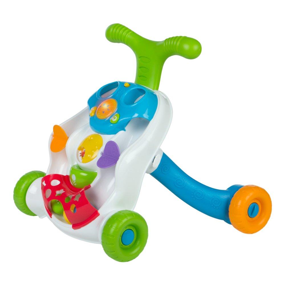 WinFun Andador para bebés con Actividades (Color Baby 44528)