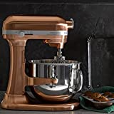 KitchenAid KSM7588PCP Proline Edition Stand Mixer, Copper Pearl, 7 Qt