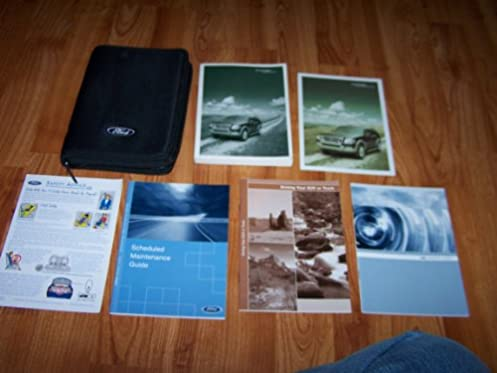 2008 ford explorer owners manual ford automotive amazon com books rh amazon com manual explorer 2008 manual explorer 2008