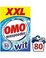 Omo Wit XXL Waspoeder 80 wasbeurten - 1 stuk