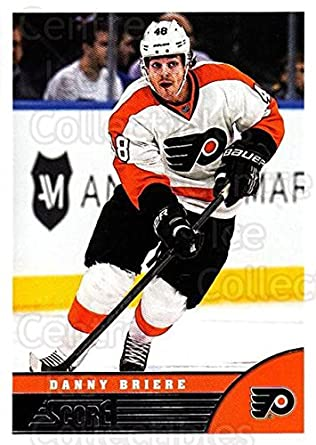 Amazon.com  (CI) Danny Briere Hockey Card 2013-14 Score (base) 364 ... 564b1d328