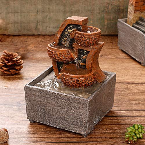 220 V / 110 V resina Feng Shui dispensador de agua ...