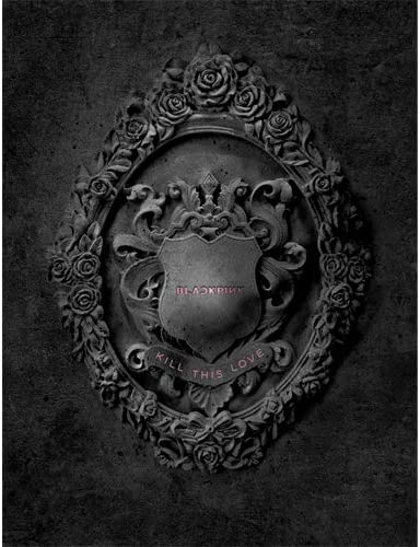 Blackpink - Black Version 2nd Mini Album Kill This Love