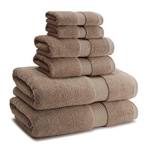"Kassatex Atelier Bath Towel 30"" x 54"" - 100% Turkish Cotton"