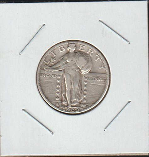 1929 Standing Liberty (1916-1930) Quarter Choice About Uncirculated Details