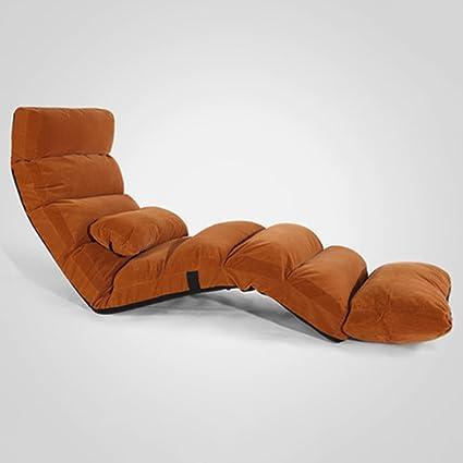 Chairs MAHZONG Multi Adjusted Lazy Sofa Bay Window Lounge (Color : B)