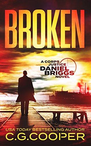 (Broken (Daniel Briggs Book 3))