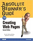 Creating Web Pages, Todd Stauffer, 0789728958