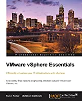 VMware vSphere 5.5 Essentials Front Cover