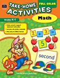 Take Home Activities - Math, Anastasia Zarr, 1420621610