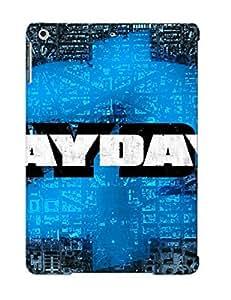 Hot Design Premium BeHCEsQ4011vfDmK Tpu Case Cover Ipad Air Protection Case (payday 2)