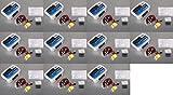 11 x Quantity of Walkera QR X800 FPV 5.8Ghz Turnigy R/C LED Lighting System Night Flying System