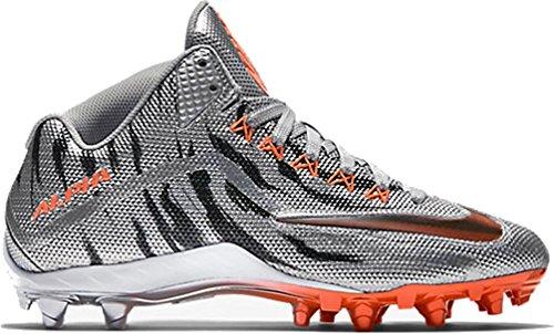 Nike Herren Alpha Pro 2 Fußballschuh Silber