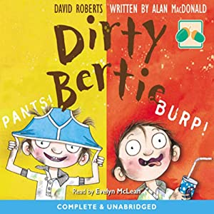 Dirty Bertie Audiobook
