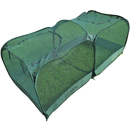 Rite Farm Products POP UP POULTRY PEN PORTABLE CHICKEN AND RABBIT BIRD RUN PECK CAGE COOP PLAY